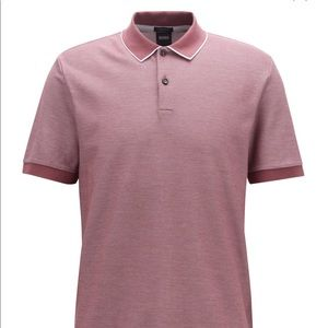 NWT Hugo Boss Parlay Regular Fit Polo Size L